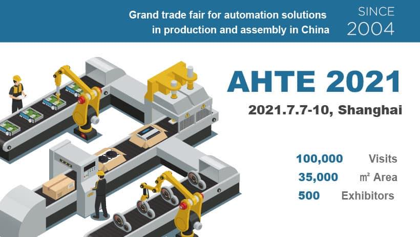 AHTE 2021: let's get back on track!