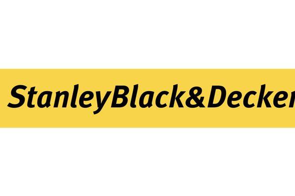 logo stanley black&decker